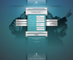 insurance servie website by MrBlaq