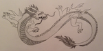 Chinese Dragon by GarfieldSoares