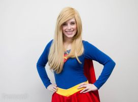 I'm Supergirl by mousegirl