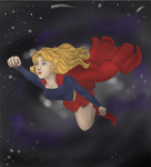 Supergirl by Cacah05