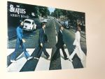 My Beatles Abbey Road Poster by vampire8462