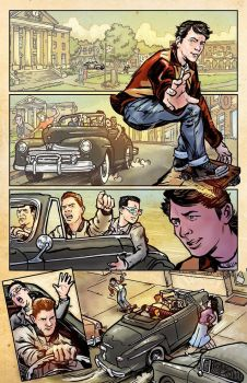 Back to the Future Sample page 1 by RobertRath