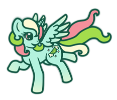 Sweetie Lime by hpuff