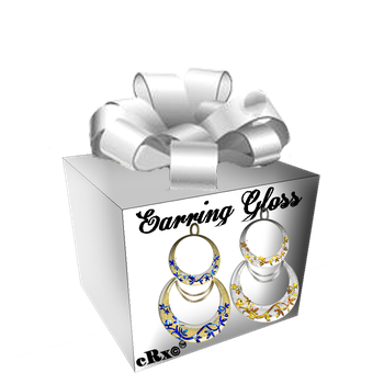 Earrings Gloss by XxAKASHAK1LL3RxX