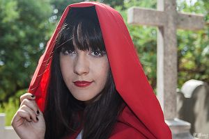 Little Red Riding Hood 01 by LarbillaCosplay