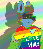 What a Day to be Gay by Travis-CJ