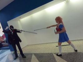 Fanime 2013 The Duel Commences by Speedway66