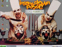 Twiztid ICP Desktop by unbearablepain