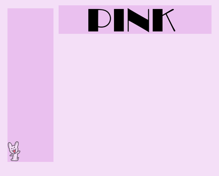 Pink Wallpaper by MG-Racoon