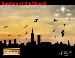 RAPTURE OF CHURCH by alemarques21