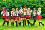 Love Live: School Idol Project by Achico-Xion