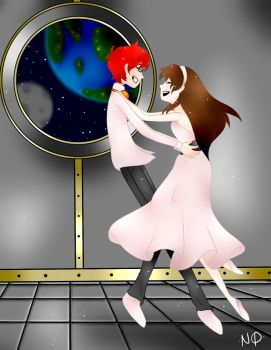 Let's Marry In A Space Station by nattycakes99