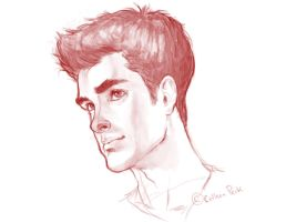 Andrew Garfield by WieldstheKey