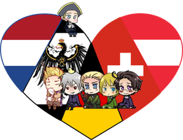 Germanics Shimeji Heart by LadyAxis