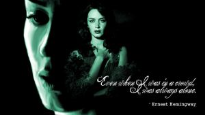 WP: Emily Blunt - EH Quote 1 by LisaKM