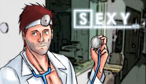 SPTCG: Dr Sexy by Masamune-X
