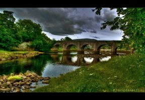 HDR 001 - Swan Park by Dave-D
