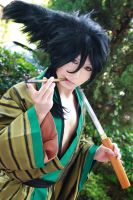 Nurarihyon no Mago - Nura Rihan by Xeno-Photography