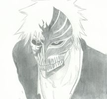 ichigo broken mask by kuchiki6byakuya
