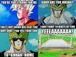 Dragon ball z meme by Drag0nDud3