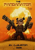 The Pandanator by ClaytonBarton