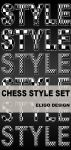Chess Premium Style Set By Eligodesign by EligoDesign