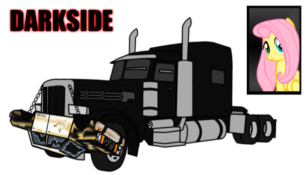 Twisted Metal: Equestria - Darkside by Silnev