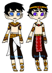 Customs for crafted-adopts1312 by Spiral-Teardrop