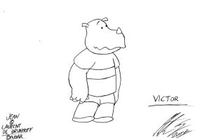 Babar - Victor by MortenEng21
