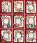 Christmas cookie frames by MeYaIeM