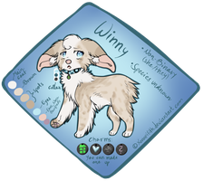 Winny Sheet  ||READ DESCRIPTION PLEASE || by Xenophilith
