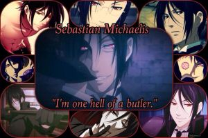 Sebastian...I'm one hell of a butler by Syleria11