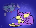 Pen Pals - Donovan and Charlie by DragonwolfRooke