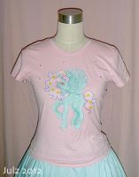Minty Pegasus Shirt by milky-tales