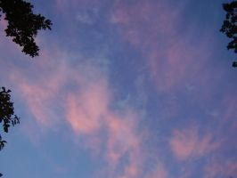 Pink Clouds by Pentacle5