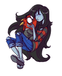 Oh Marceline by mitssch