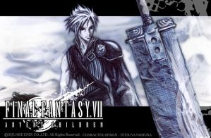 FFVII: Advent Children by timwork