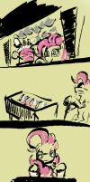 Pinkie Pie Creates Pinkie Pie by AlexandrVirus