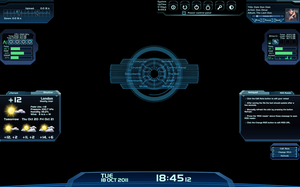 MassEffect_Rainmeter_Skin by UrulokiBurning