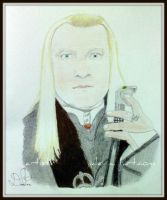 Lucius Malfoy by Artistic-Imagery
