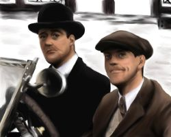 Jeeves and Wooster 2 by Hockypocky