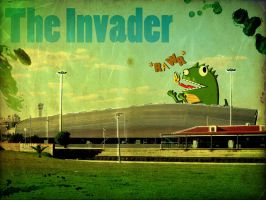The Invader by Kitsu-DR