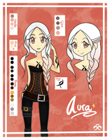 .:Ref Aura:. by Marcy-Rc