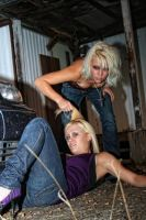 Country Trailer Park Girls 054 by SinfullySqukie