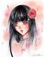Tea Rose :colored: by Giname