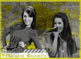 Blend  Mariana Esposito Yellow by tatica883