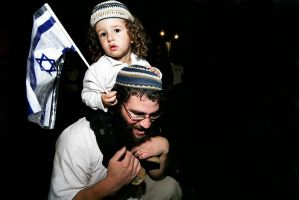 Israel independence day 2008 by D3sh1