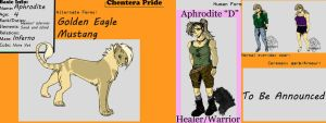 Aphrodite updated Ref by DracKeagan