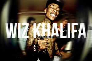 Wiz Khalifa by chadgfx