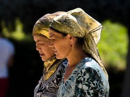 Samarkand People 12 by InayatShah